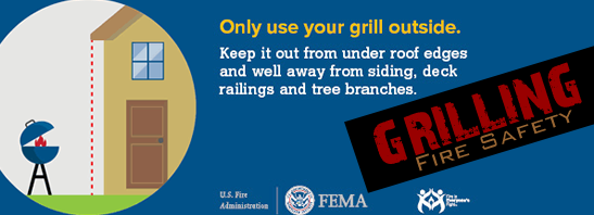 Grill Safely
